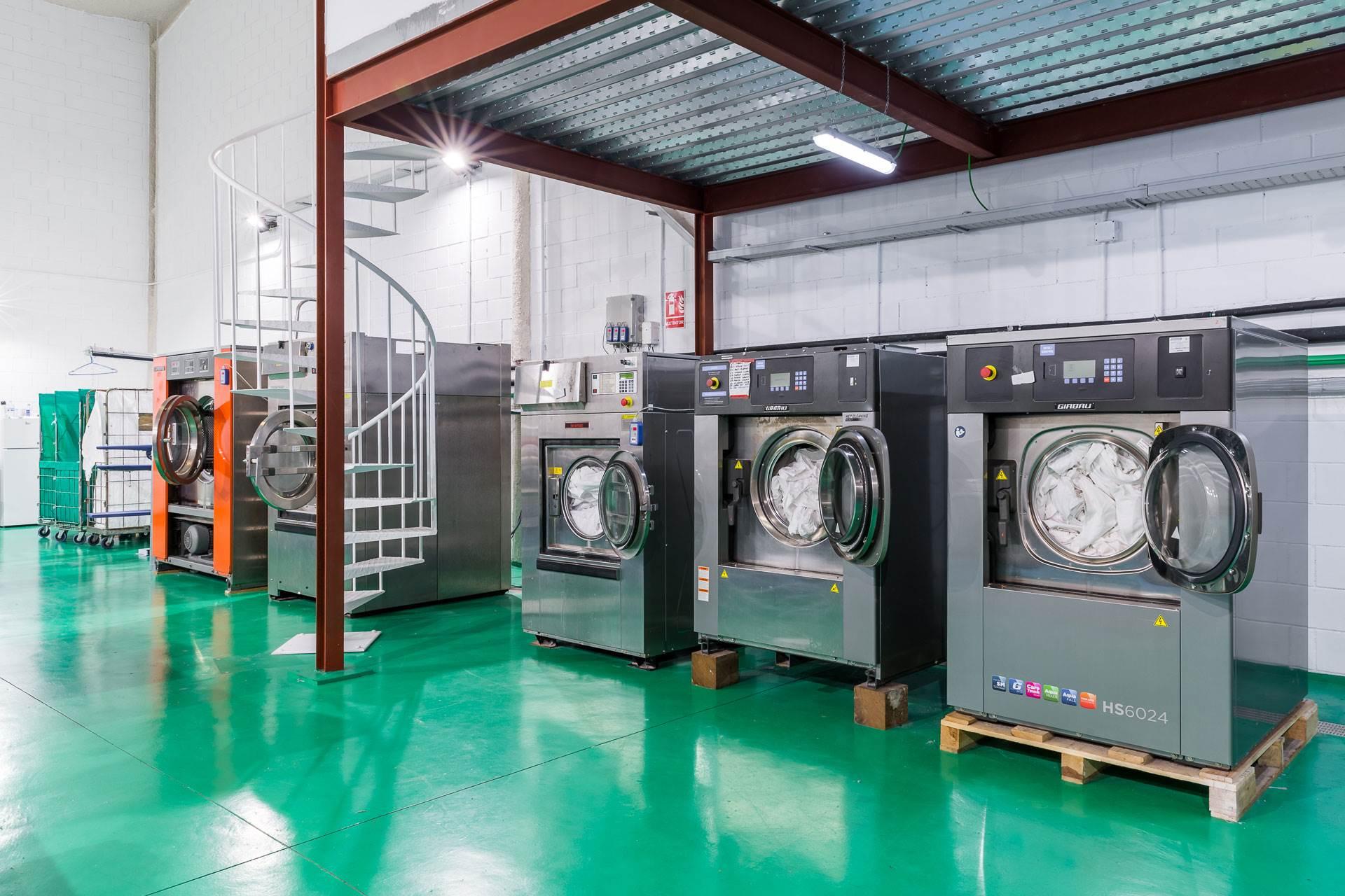 lavanderia industrial empresas